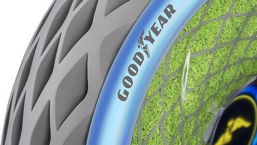 Goodyear fotosynthese banden