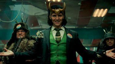 Marvel Loki Disney+
