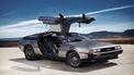 DeLorean Elektrische auto