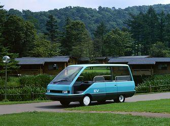 Nissan EV Resort