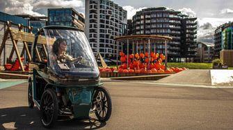 CityQ elektrische fiets