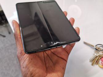 Samsung Galaxy Fold problemen