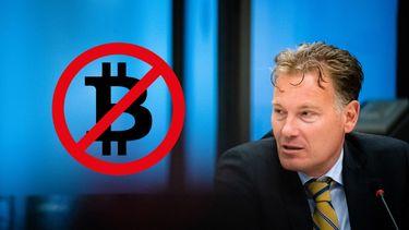 CPB directeur Pieter Hasekamp wil een Bitcoin-verbod crypto-verbod