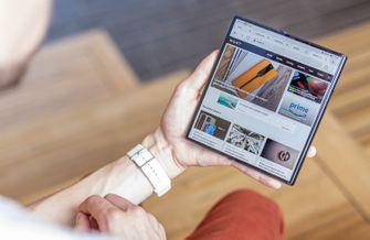 Huawei Mate Xs review gebruik