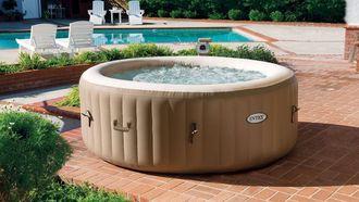 Intex Pure Spa Aldi Jacuzzi whirlpool