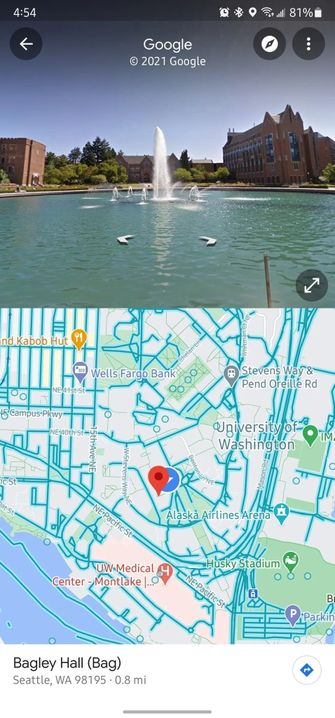 Android Feature Google Maps