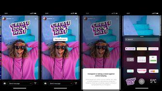 Instagram pesten restrict