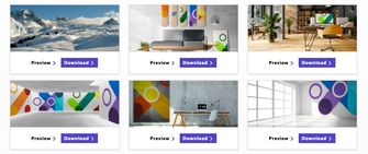 Microsoft Teams achtergrond download
