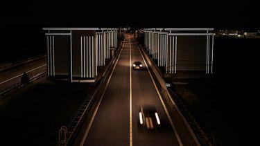 Gates of Light lichtvervuiling Daan Roosegaarde