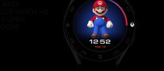 Super Mario Tag Heuer