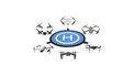 opvouwbare landingspad drone AliExpress