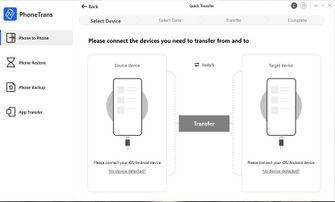 nieuwe smartphone PhoneTrans