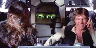 Millenium Falcon Han Solo