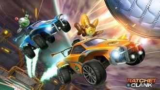 Rocket League PlayStation 5