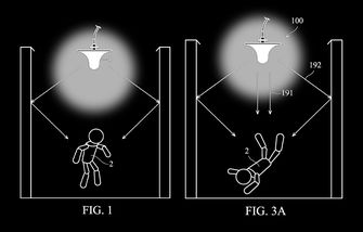 HTC lamp