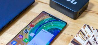 Huawei Mobile Services YouTube homescreen