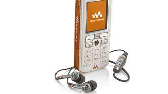 Sony Ericsson walkman W800