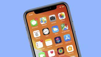 iOS 13.4 iphone 12 batterij