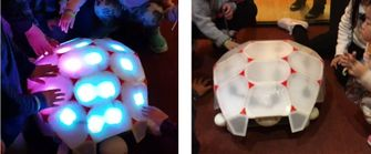 Shelly schildpad robots