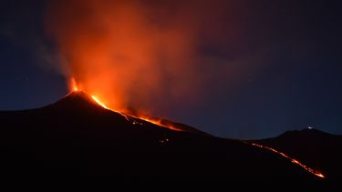 vulkaan drone