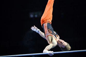 Epke Zonderland Olympische Spelen