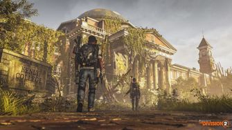 The Division 2 Epsidode 1