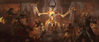 Diablo II: Resurrected Blizzcon
