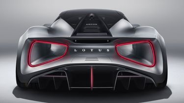 Lotus Evija sportauto