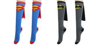 Superheldensokken