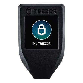TREZOR Model T Review