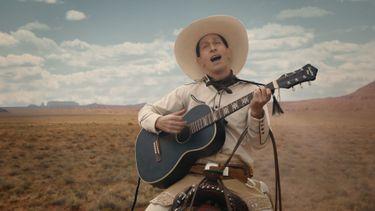 Ballad of Buster Scruggs Netflix