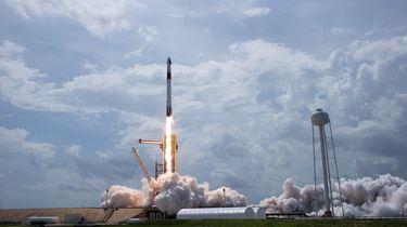Lancering SpaceX Verenigde Staten NASA