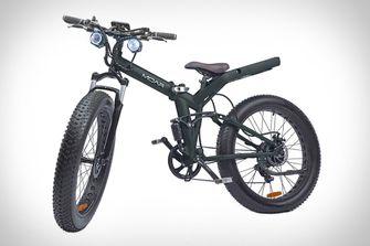 Moar bike elektrische fiets elektrische mountainbike
