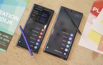 Samsung Galaxy Note 10 (Plus) video S Pen