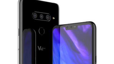 LG onthuld nieuwe V40 ThinQ
