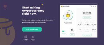 Honeyminder Bitcoins mijnen