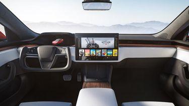 Nieuwe Tesla Model S