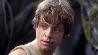 Luke Skywalker Starwars kunsthuid