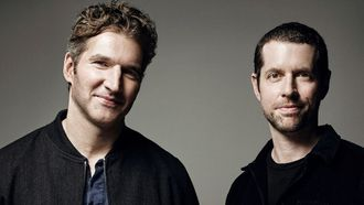 David Benioff D.B. Weiss Game of Thrones