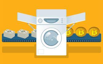 Bitcoin witwassen