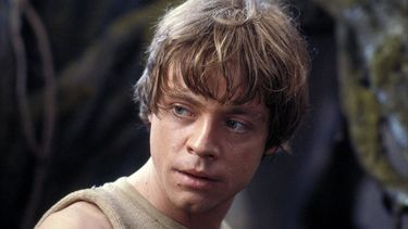 Luke Skywalker Starwars kunsthuid