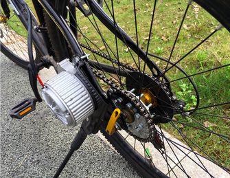 L-faster elektrische fiets conversion kit