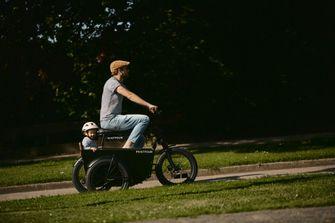 Phatfour sidecar elektrische fiets