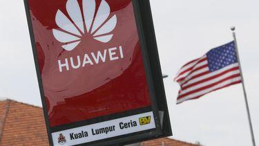 USA Huawei VS licentie Donald Trump