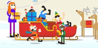 Kerst Santa Tracker Google