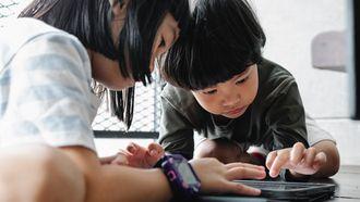 Kinderen tablet
