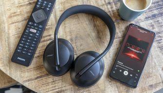 Bose Noise Cancelling Headphones 700 review design
