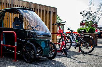 CityQ e-bike elektrische fiets