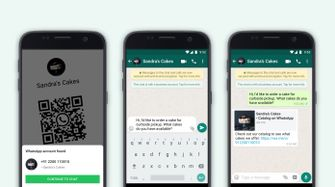 WhatsApp Business QR