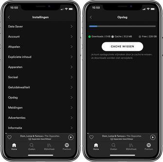Spotify nieuwe functies